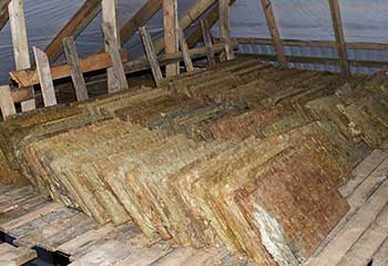 Attic Insulation Removal Project | Attic Cleaning Oakland, CA